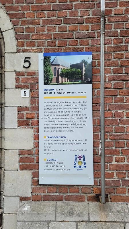 Museo Scouts en Gidsen