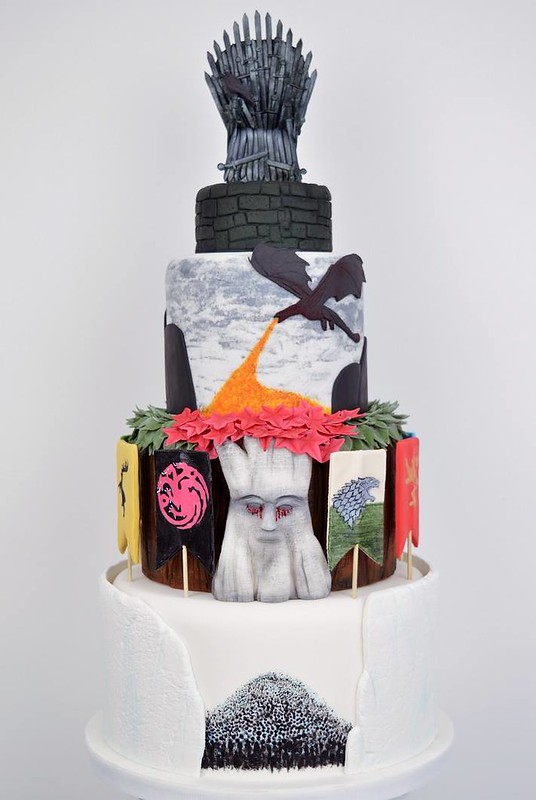Cake by Cakes For Show