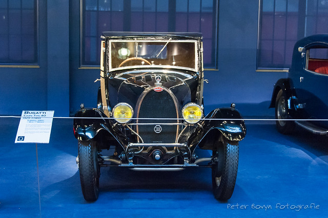 Bugatti Type 55 Coupé - 1932