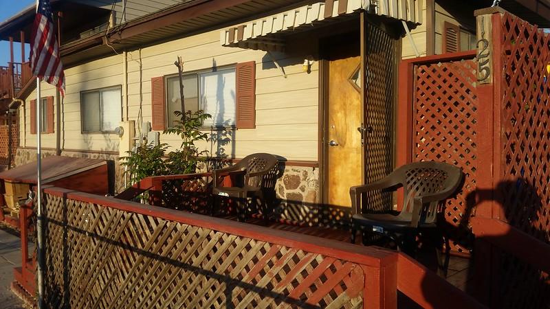 Spring Porch Mode