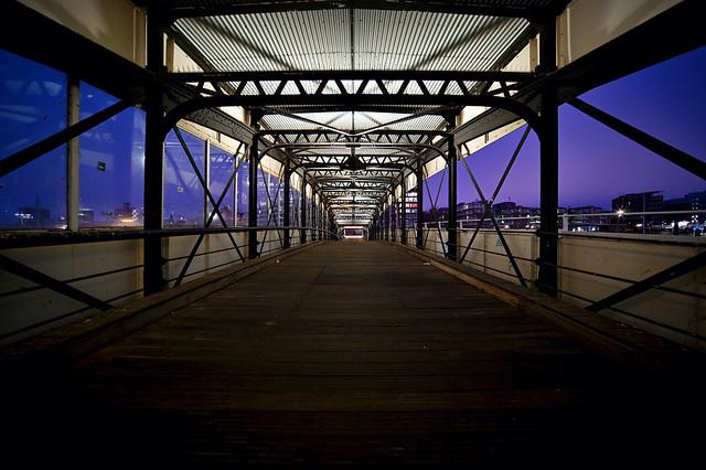 Hamburg; Überseebrücke