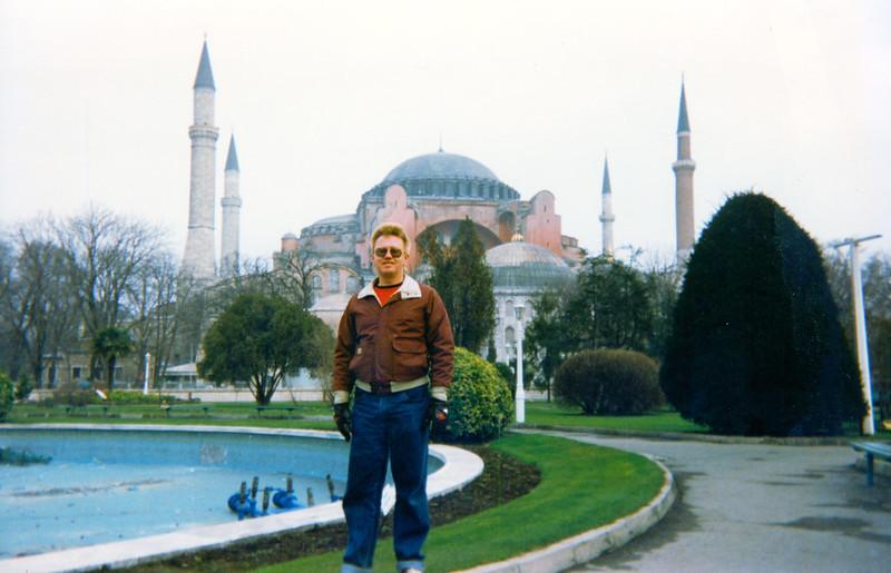 Three Trips to Turkey