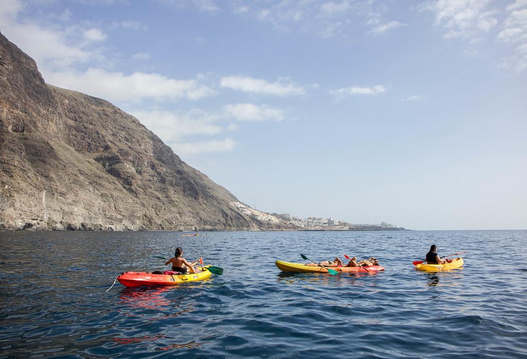 Turismo Activo con Kayak