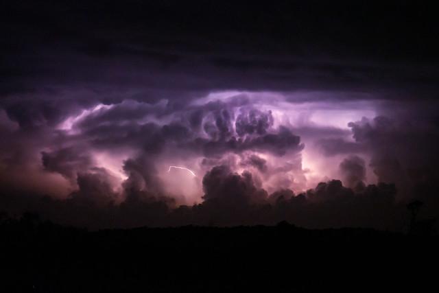 Nightstorm, Batchelor, Northern Territory, Australia