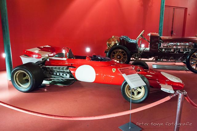 Ferrari 312B Formula 1 - 1970
