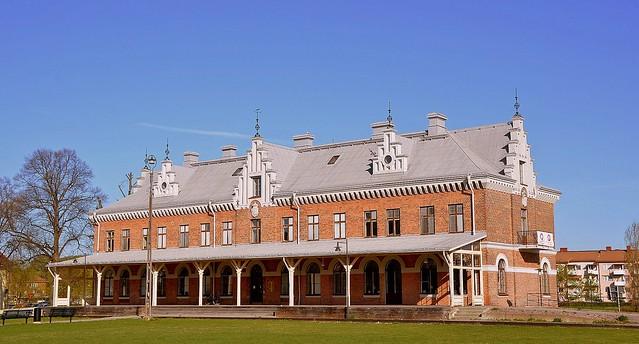 Söderhamns station.