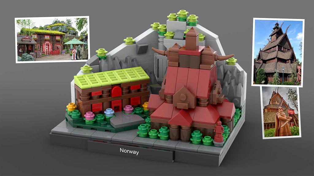 LEGO Epcot Norway