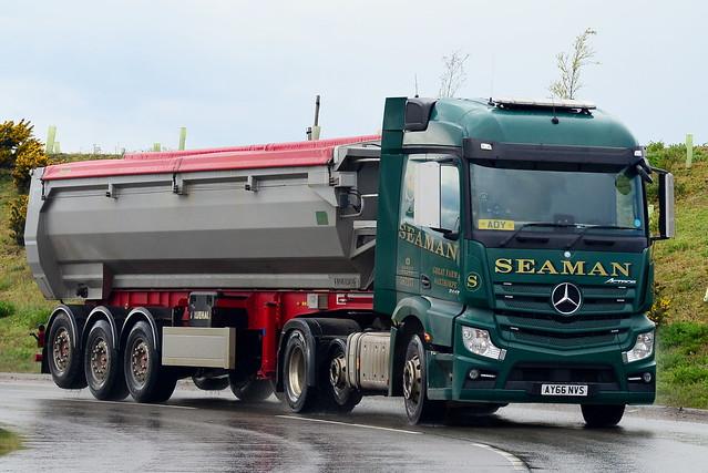 Seaman - AY66 NVS - A1270 Norwich