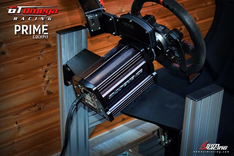 GT Omega PRIME Cockpit Wheel mount