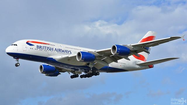 British Airways 🇬🇧️ Airbus A380-800 G-XLEH