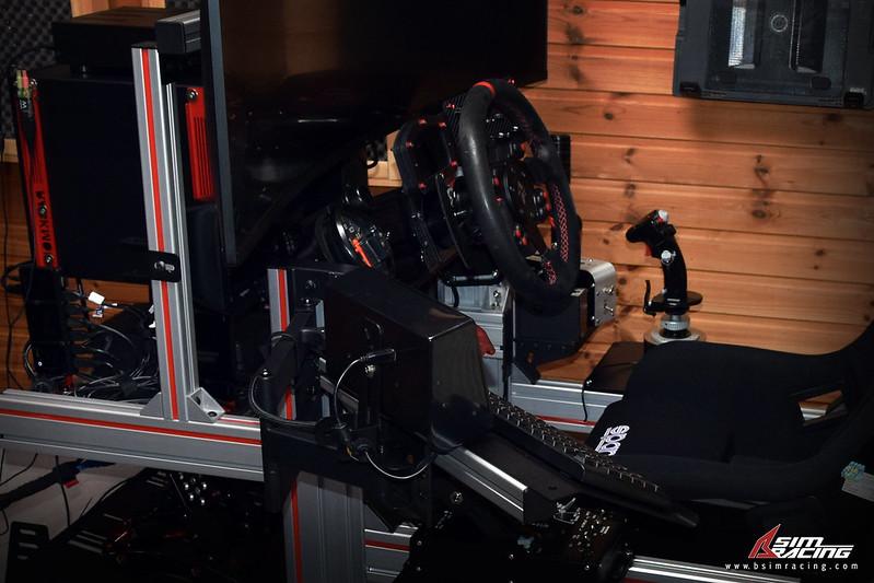 GT Omega PRIME  - Bsim Cockpit