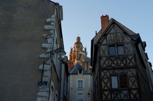 Rue des Juifs, Blois
