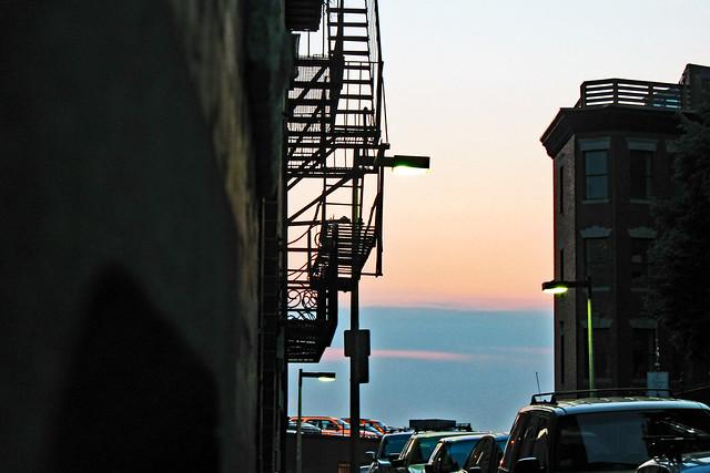 North End Skyline