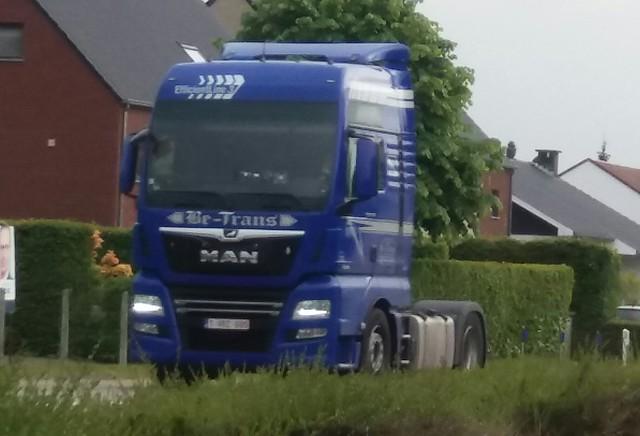 MAN TGX XXL Euro6C 18.500 EfficientLine3 4x2 BLS (2019) - BE-Trans BVBA Geel, Provincie Antwerpen, Vlaanderen Gewest, België