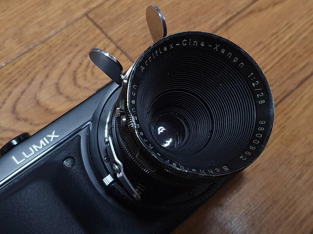 gx7 xenon 28mm