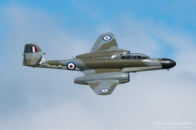G-LOSM (WM167) - Gloster Meteor NF.11