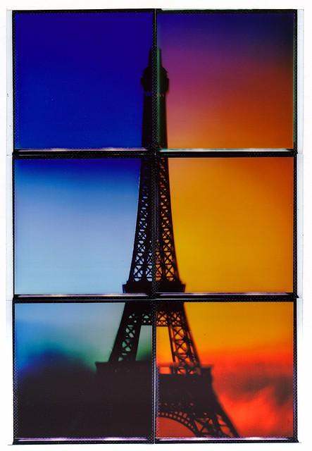 Eiffel Tower Variation#3