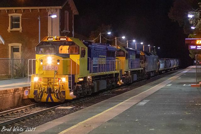 XR550, XR557, G524 9048