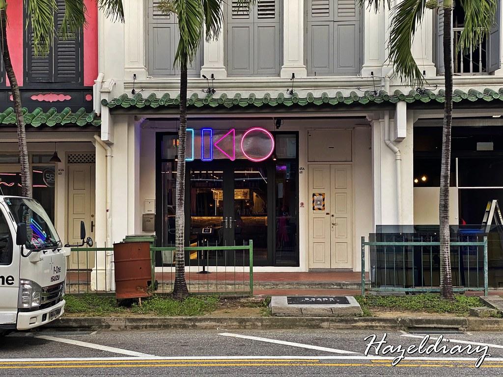 IKO Restaurant and Bar-Neil Road-1