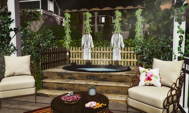 [ clique ] 050621 - Backyard Relaxation