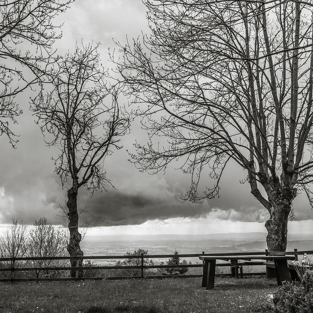 nuvole minacciose
