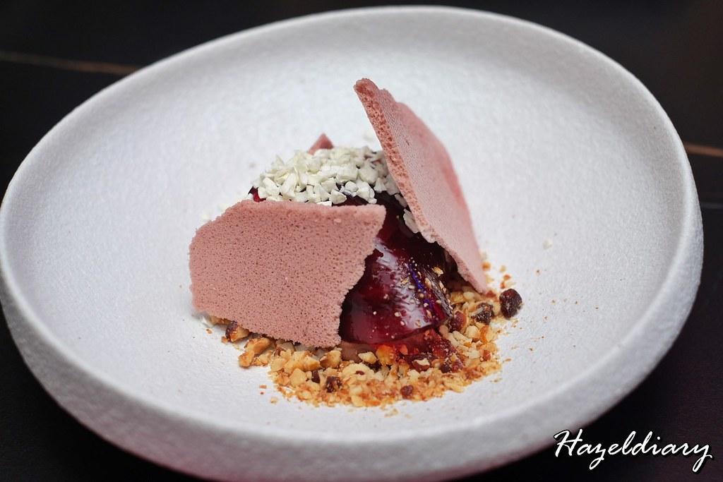 IKO Restaurant and Bar-Chocolate dessert