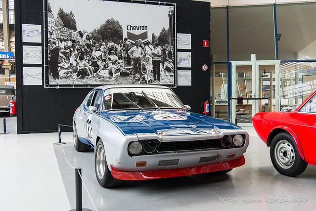 Ford Capri Group 2 - 1971