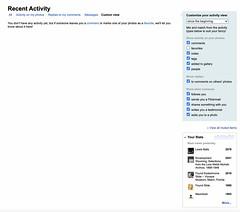 No Recent Activity by thomashawkblog