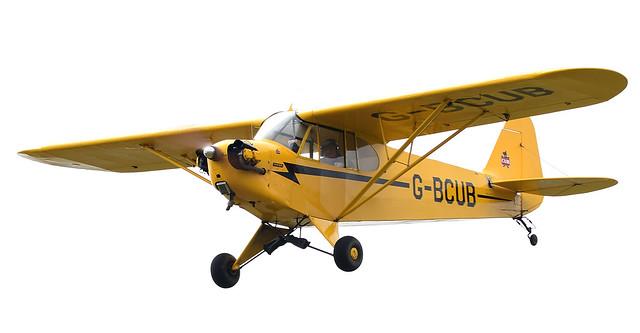 Piper J3C-65 Cub G-BCUB USAAF as 45-4630