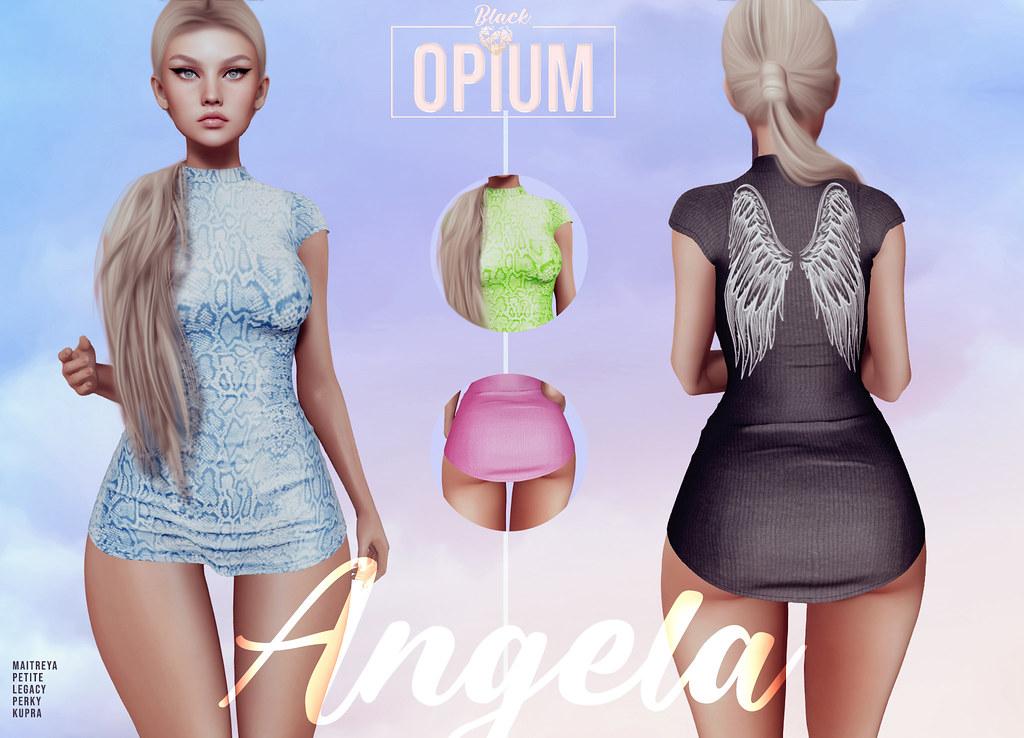 BlackOpium –  Angela