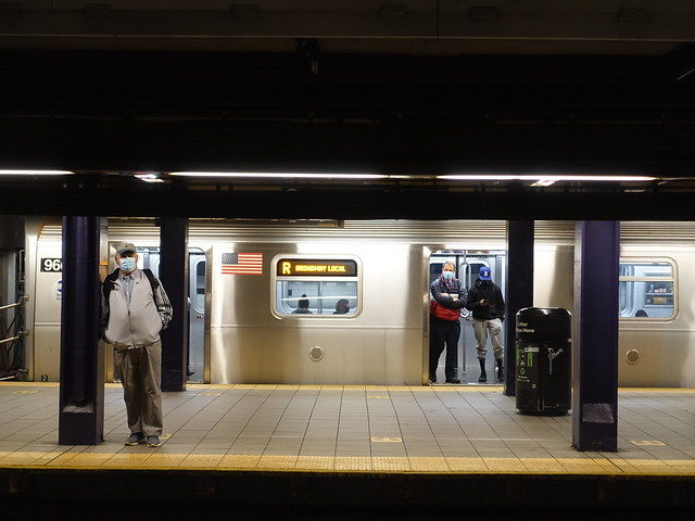 202105005 New York City subway station 'Queens Plaza'