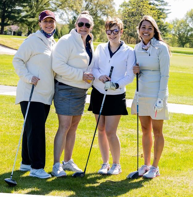 Leslie Yvonne 2021 golf