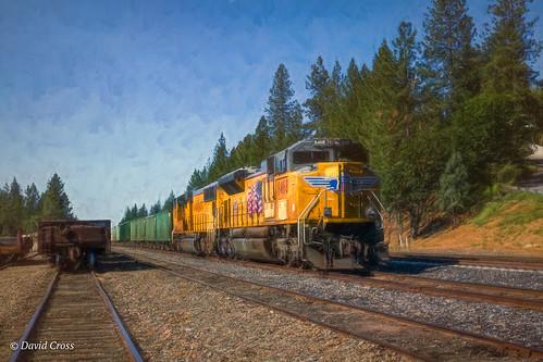 canon1585mmusmis california colfax landscape sierranevadafoothills train placercounty canon7d topazstudio lightroom6 unionpacific unionpacific8468