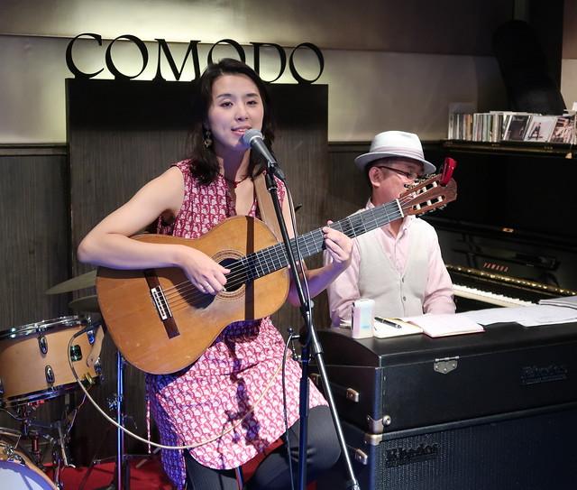 COMODO bar with jazz│Osaka│Japan
