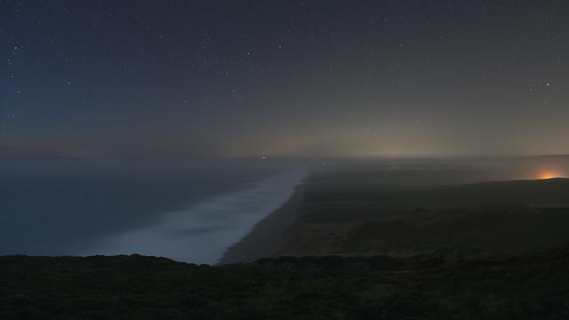 Ten Mile Beach under the Stars