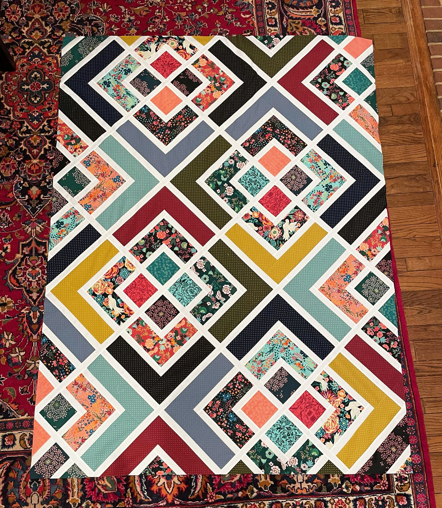 Shannon's Penny Quilt