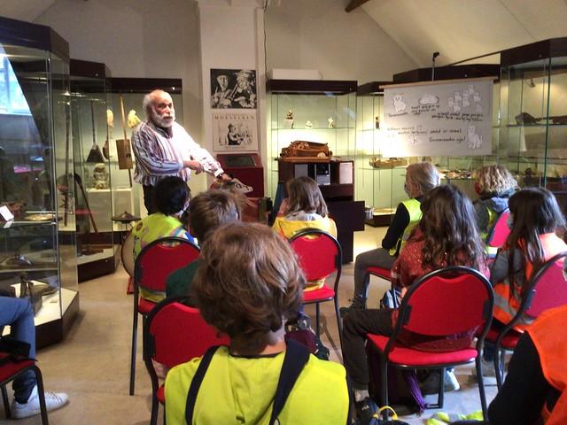 5de leerjaar - Uitstap Volksmuziekinstrumentenmuseum