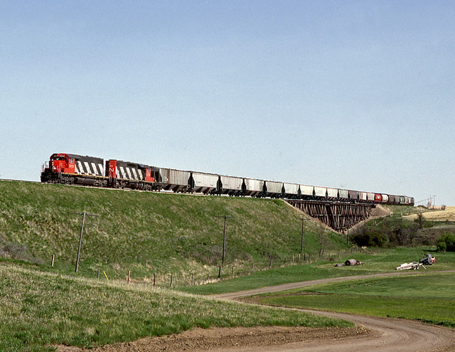 Moose Jaw SK Thursday May 20th 1993 0955CDT