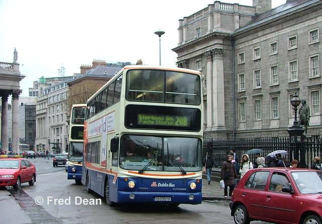 Dublin Bus AV270 (02D20270).