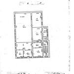 Владимира Мономаха князя улица, 1 - План 3 этажа 1970 PAPER600 [Вандюк Е.Ф.]