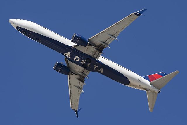 N916DU - Boeing 737-932ER(WL) - Delta - KATL - 06 May 2021