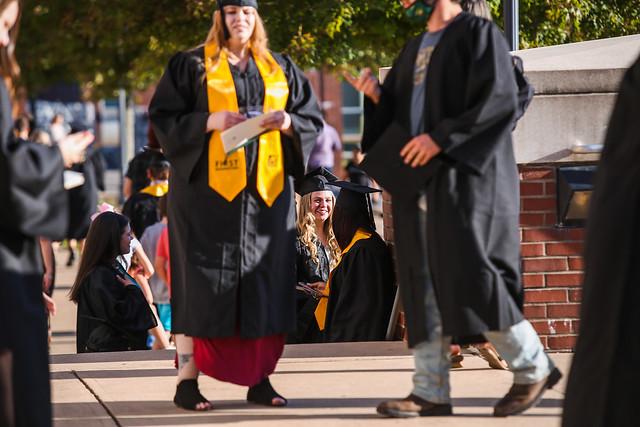 2021 Spring Commencement: Ozark Campus   5/6/21