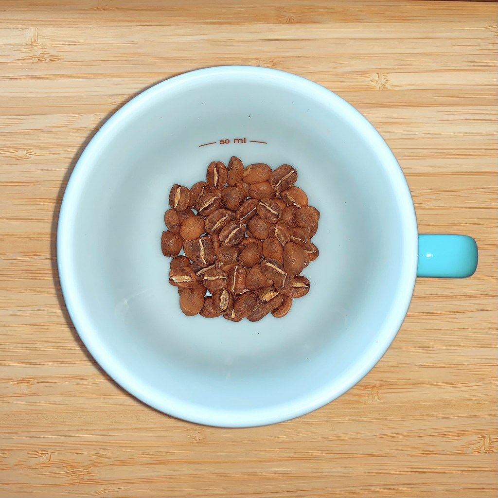 Coffee Chronicles 006 - Beans