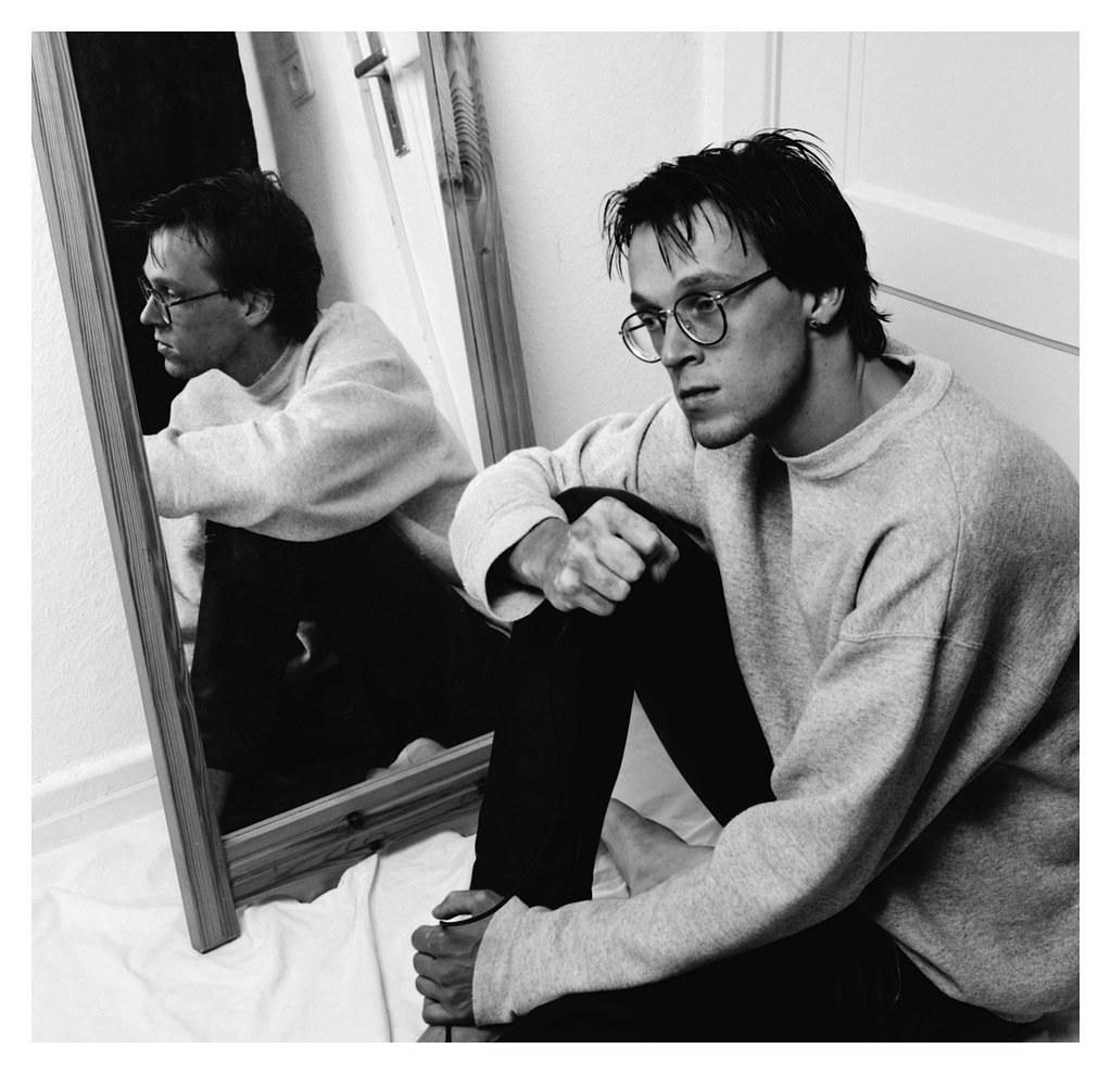 1993, Joern Gnass in person