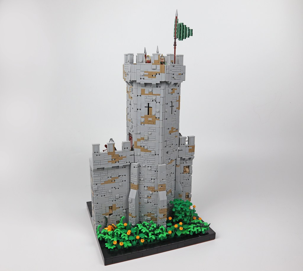 The citywalls of Oxenfurt