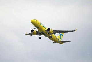 A320n MSSN10487 F-WWDY First flight