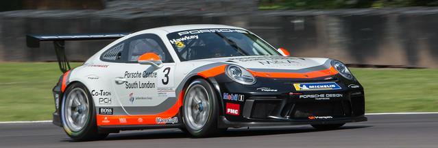 Porsche Carrera - Hawkey