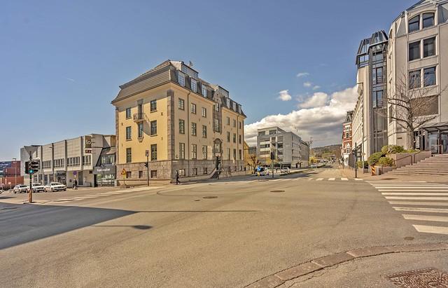 Vestre Strandgate, Kristiansand, Norway
