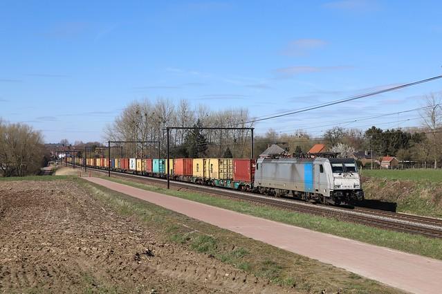 LNS 186 182-2 - Hoeselt - 20/03/2021.