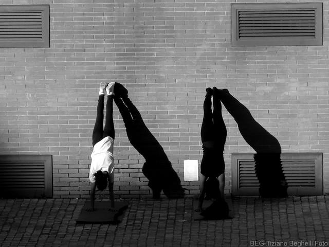 Yoga al quadrato